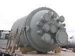 Zirconium clad reactor