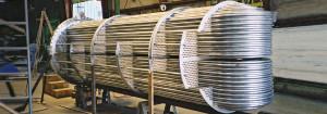 industrial process heat exchanger