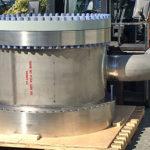High Pressure Titanium channel