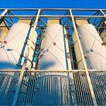 molson brewery tanks fabricated by Ellett Industries